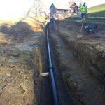 Sanierung Wasserleitung Zelg